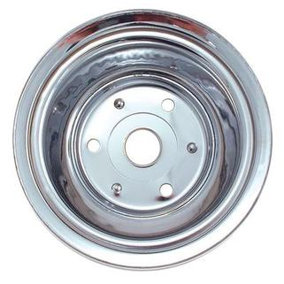 used crank pulley