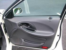 used door front
