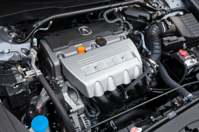 used acura engines
