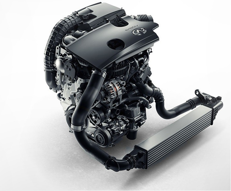 used infiniti engine